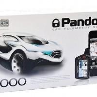 Установка автосигнализации Pandora