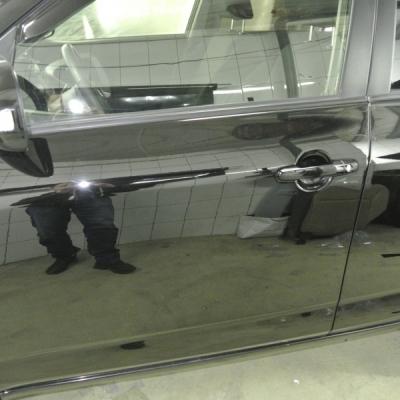 Защитное покрытие кузова